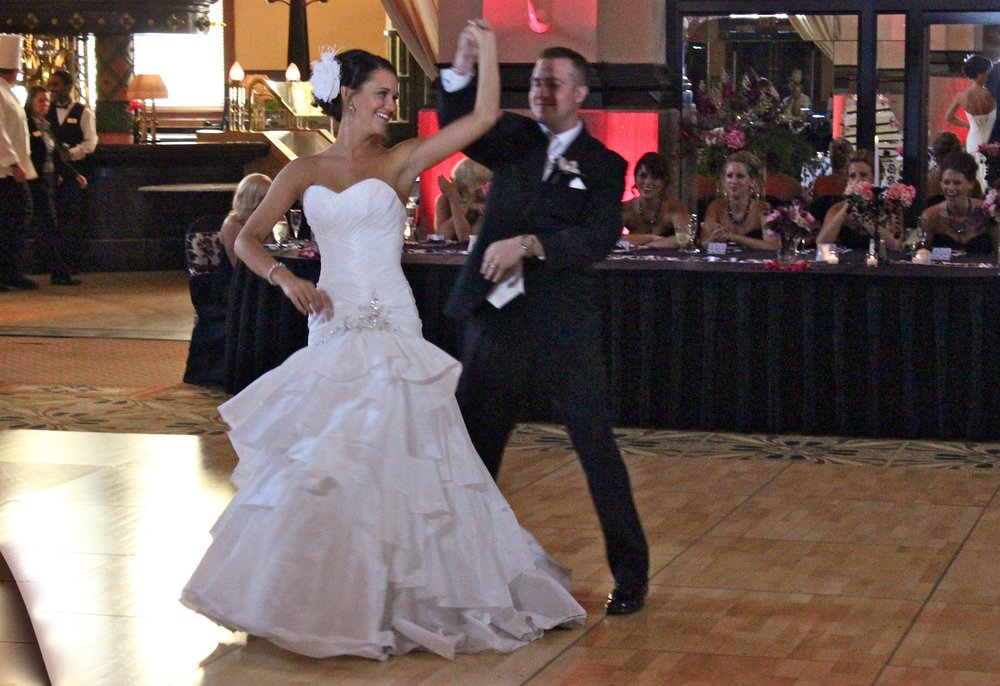 Jordan & Jason Twirl by DJ Jim Cerone