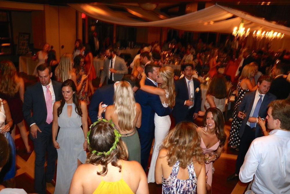 Alyssa & Tyler never missed a slow dance