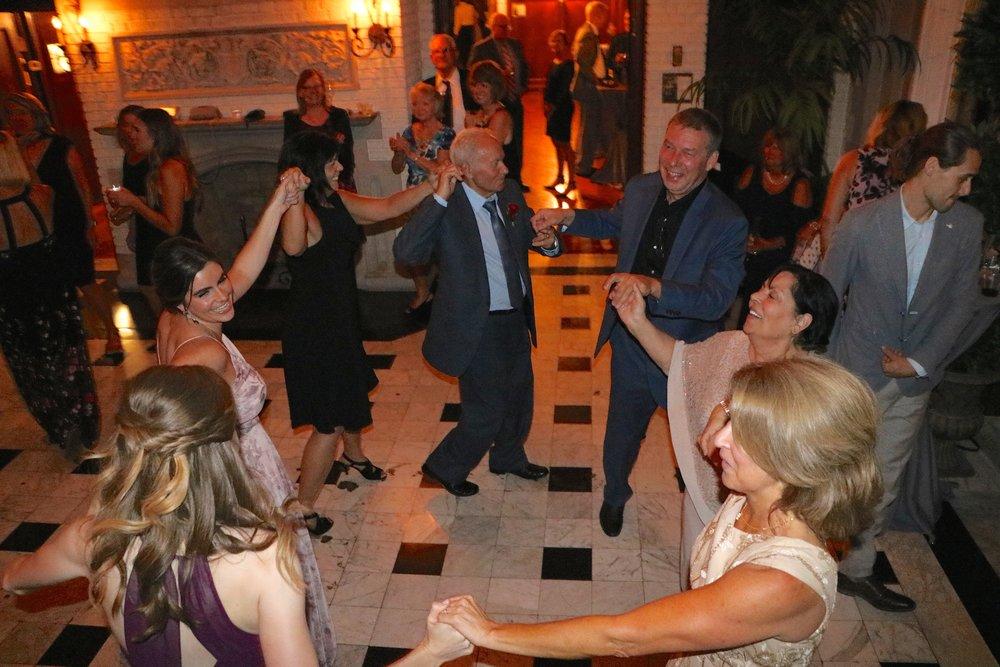 Simona & Al Circle Dance by DJ Jim Cerone