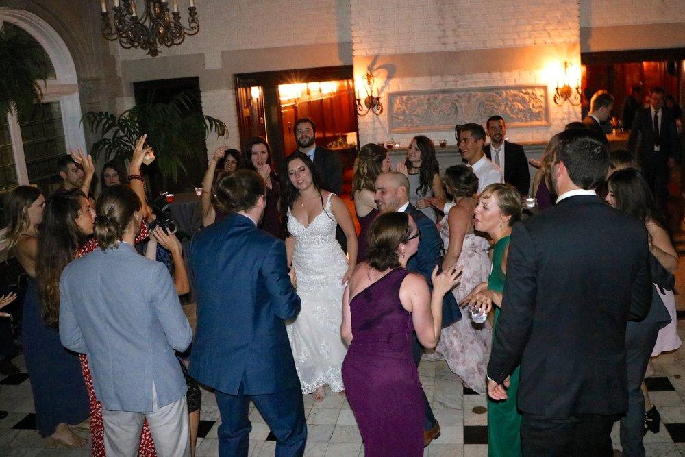 Simona & Al Open Dancing by DJ Jim Cerone