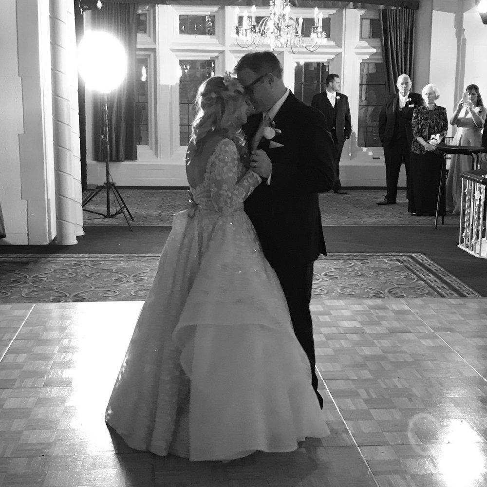 Moira & Randy's 1st Dance by DJ Jim Cerone