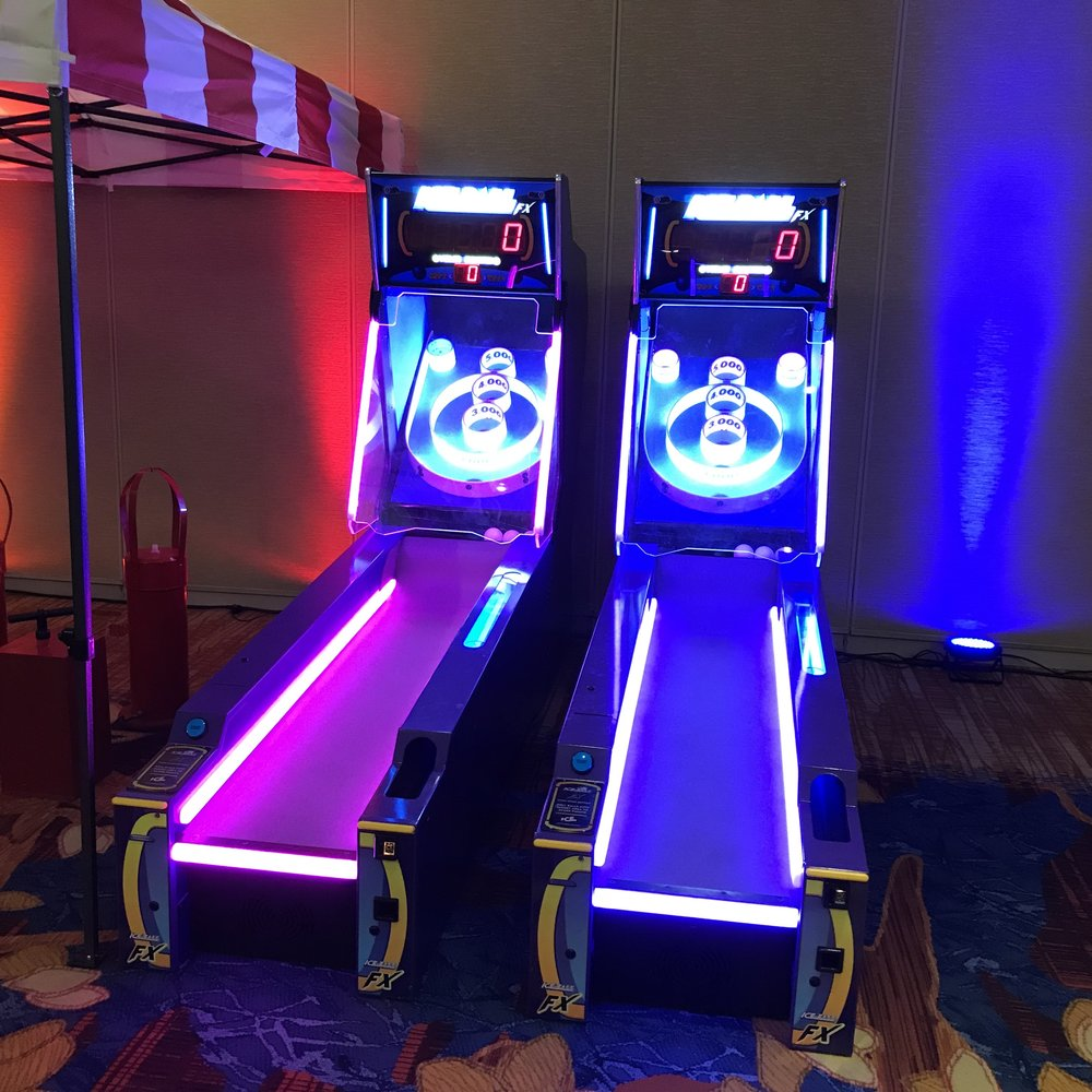 Corporate Skeeball by DJ Jim Cerone