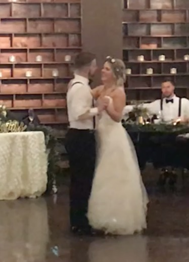 Brooke & Reid 1st Dance by DJ Jim Cerone