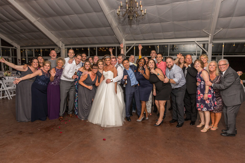 Amanda & Nathan's Finale! Photo courtesy  Kelly Applegate Photography