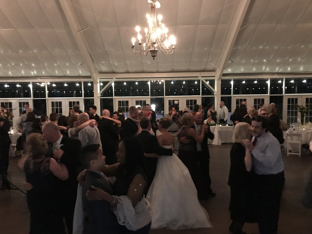 Amanda & Nathan Open Dance by DJ Jim Cerone