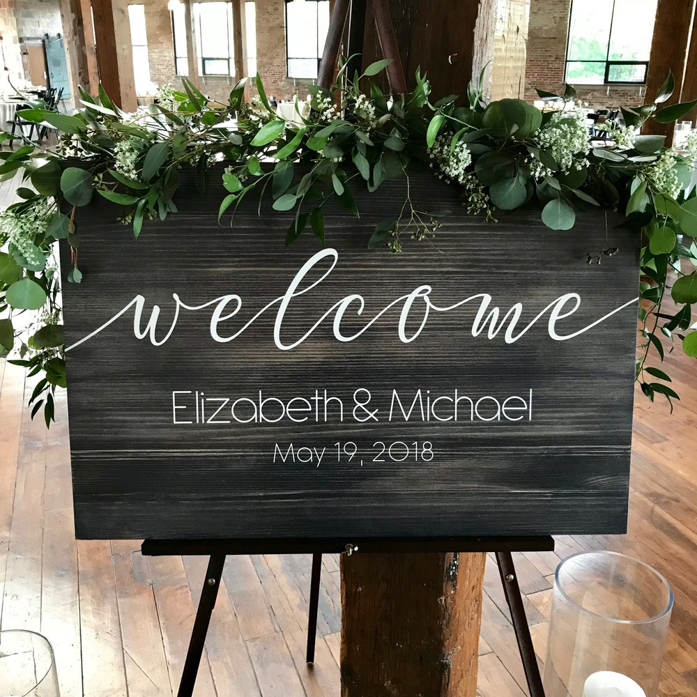 Welcome Liz & Michael by DJ Jim Cerone