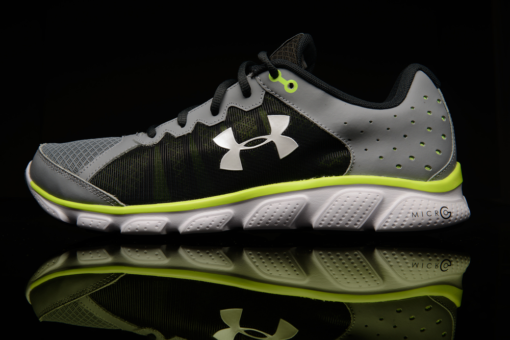 Advertising product image of Under Armour Running shoe
