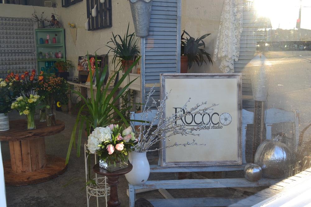 Rococo Floral Studio: Gadsden's premier florist and floral design studio. 256.515.4994 215 N 4th St. Suite 2 Gadsden, AL 35901