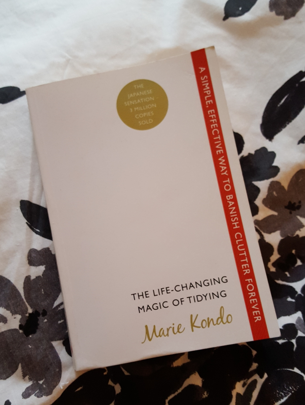 Life Changing Magic of Tidying