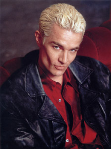 Spike, my 2002 vampire crush.