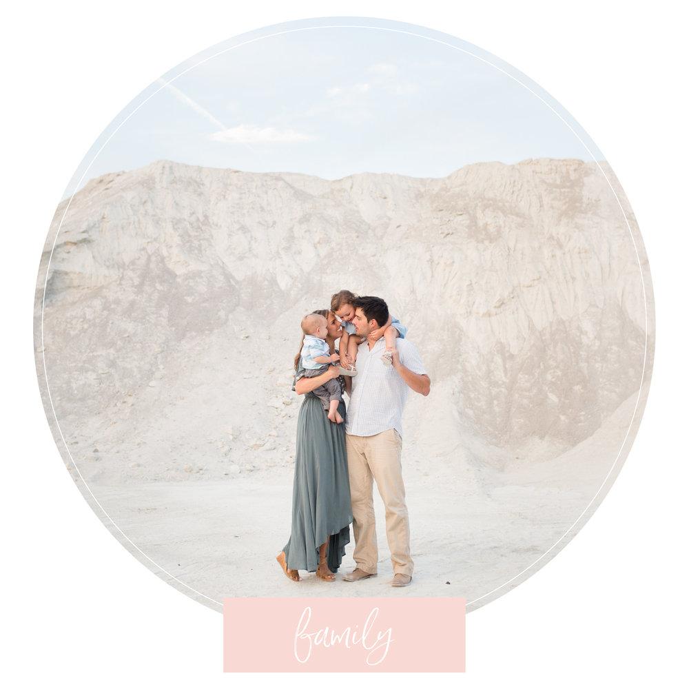 Clare Gratz Photography | Family Photographer