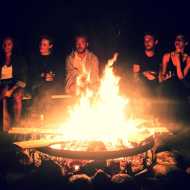 fireside storytelling compulsory