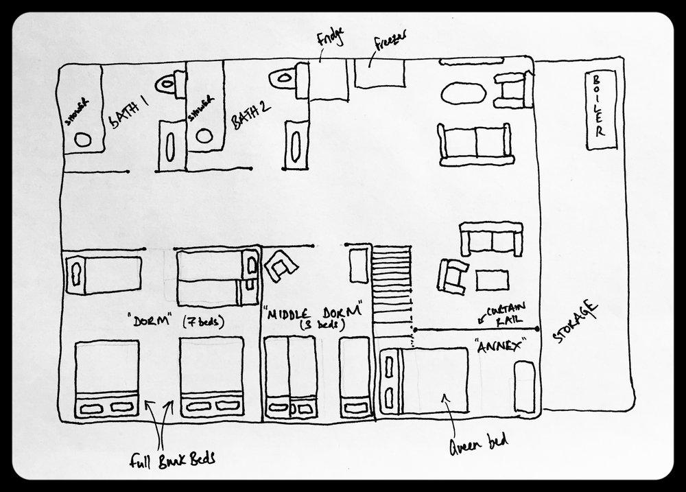 Brampton Floor Plans -