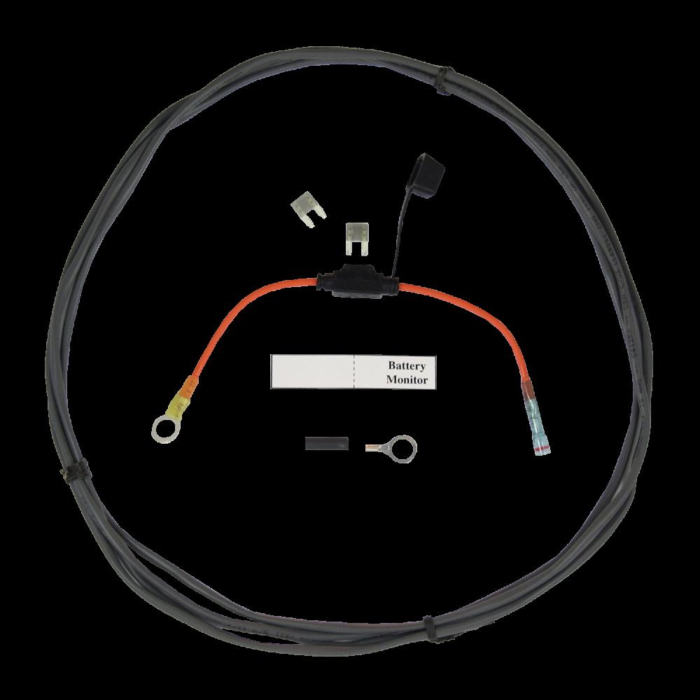 Rv Battery Monitor Best Voltage Power Wheels Wiring Harness Bmk