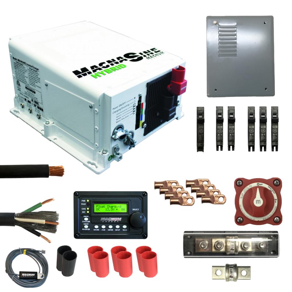 magnum energy msh3012m inverter kit rh amsolar com