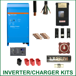 Inverter/Charger Kits