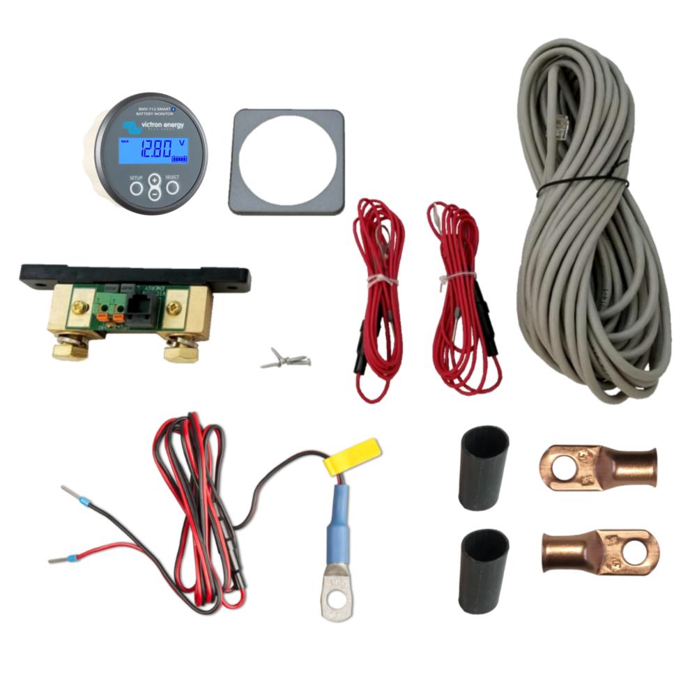Victron Bmv 712 Battery Monitor Kit Gx 150 Wiring Diagram