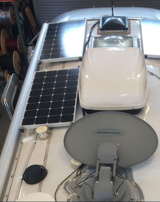 SP100 Solar Panel Kits