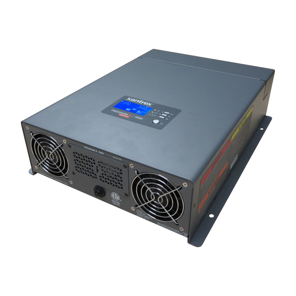 Solar Power Inverters & Chargers for Off-Grid RVs & Trailers