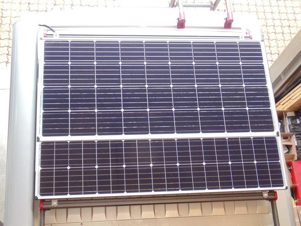 Solar Array Top