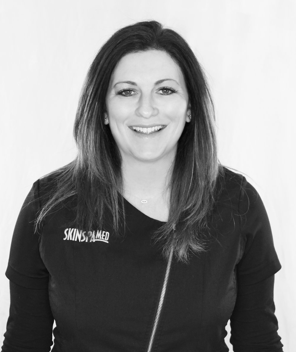 Brandi Burnett, Lead Laser Technician/Aesthetician