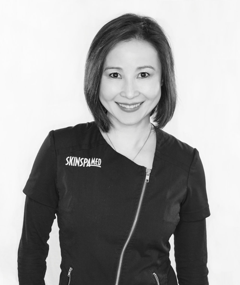 Shirley Tong, Laser Technician/Aesthetician