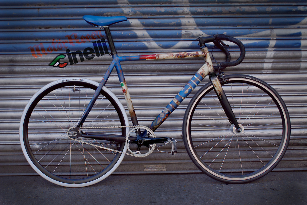 Custom Cinelli by MotörReeen