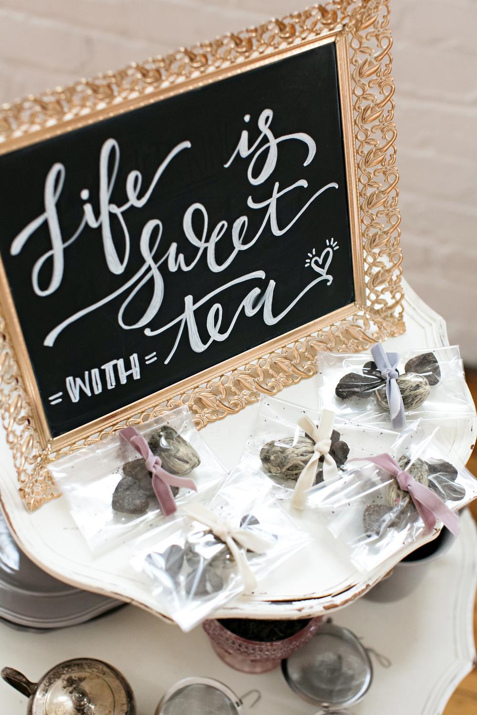 Winter's Kiss Wedding | Hooked Calligraphy