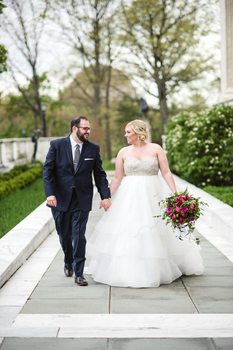 Kirsty & Garrett | Chicago Wedding | Hooked Calligraphy