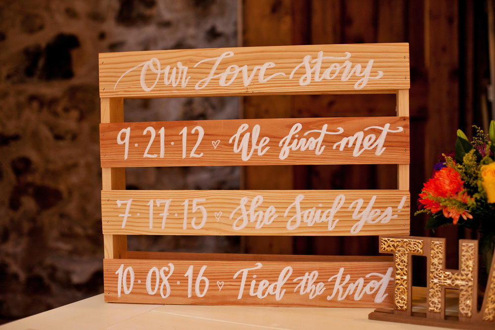 Rustic Fall MN Wedding -