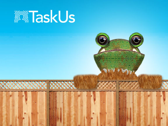 TaskUs is a company based outside the US but known to provide customer support. Just an example.