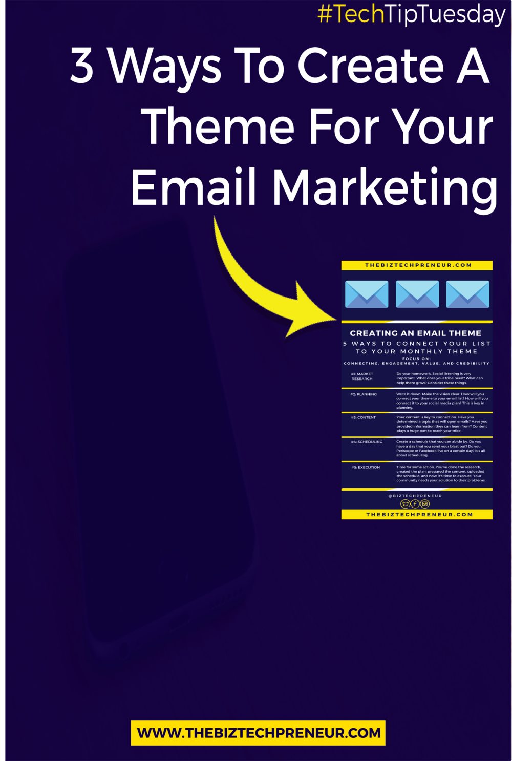 3 Ways To Create A Theme For Your Email Marketing