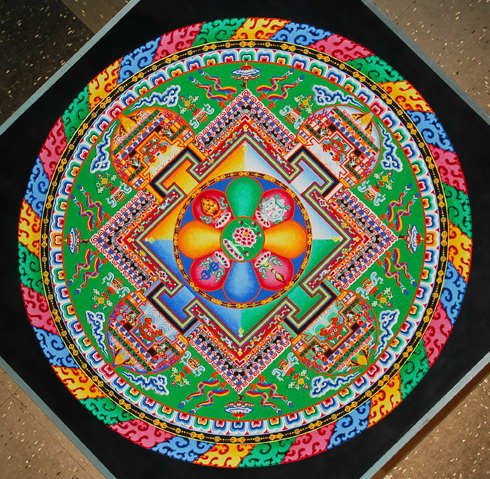 Dartmouth College Hopkins Center for the Arts The Mystical Arts of Tibet: July 26-29, 2007 Photos by Kawakahi Amina