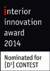 INTERIOR INNOVATION AWARD 2014 D3