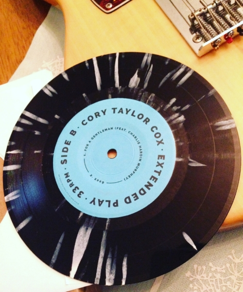 extended play splatter vinyl