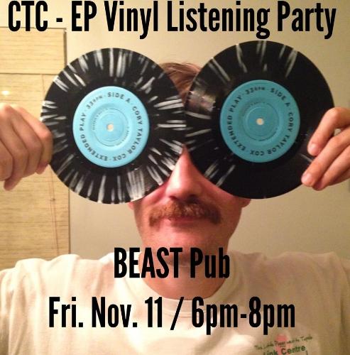 Beast Pub Listening Party