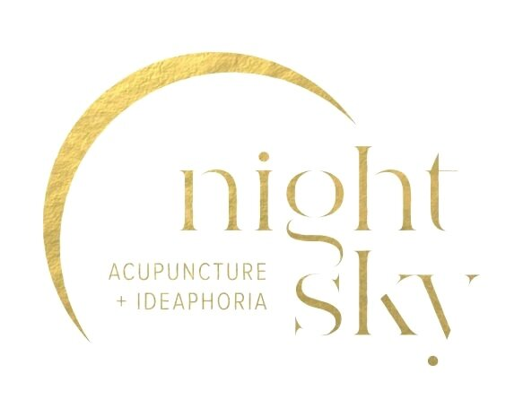 Night Sky Acupuncture + Ideaphoria
