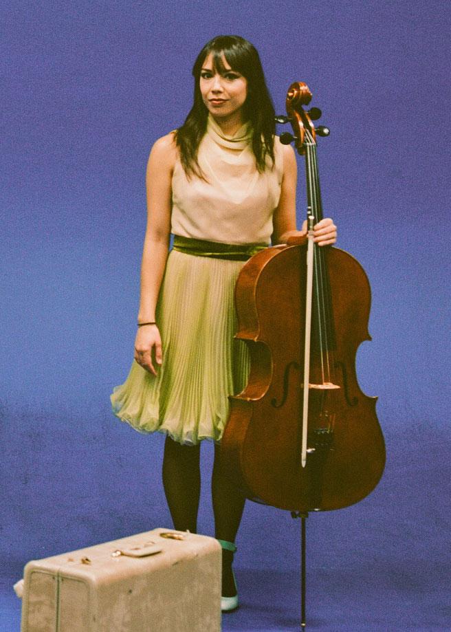 Composer Larissa Maestro