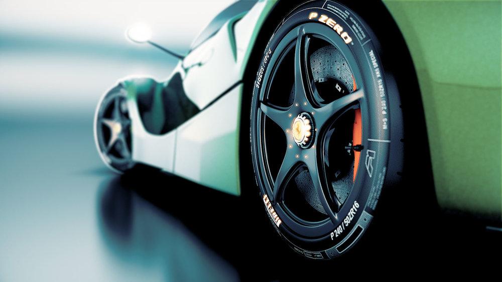 Automotive Visualization - 3D - V-Ray