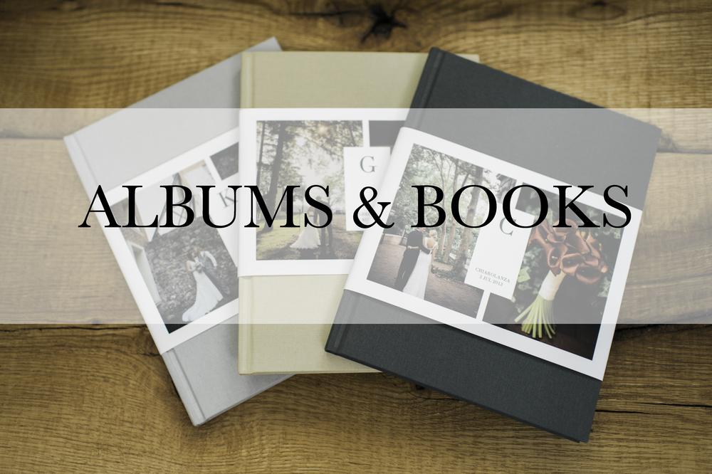 Albums & Books