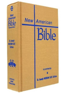 New American Bible $14.50