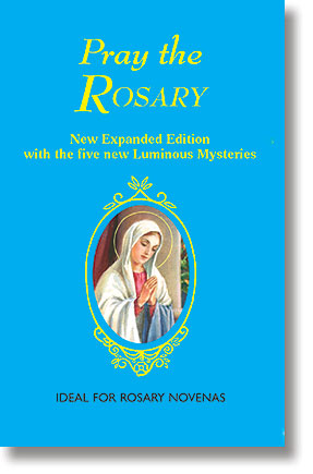 Pray the Rosary Booklets