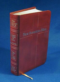 NAB Personal Size Bible $31.95