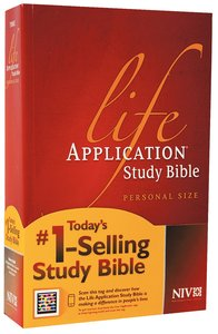 NIV Study Bible $39.99
