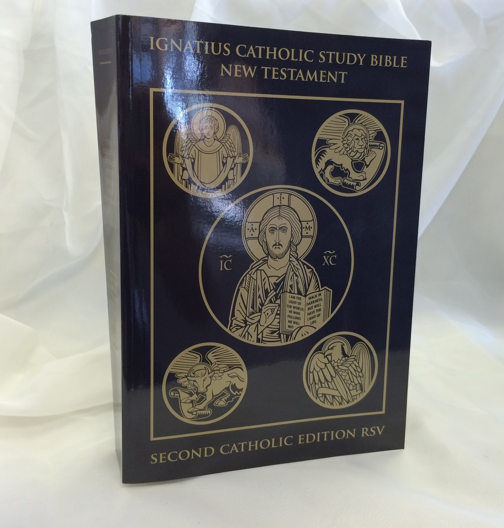 Ignatius Catholic Bible NT $24.95
