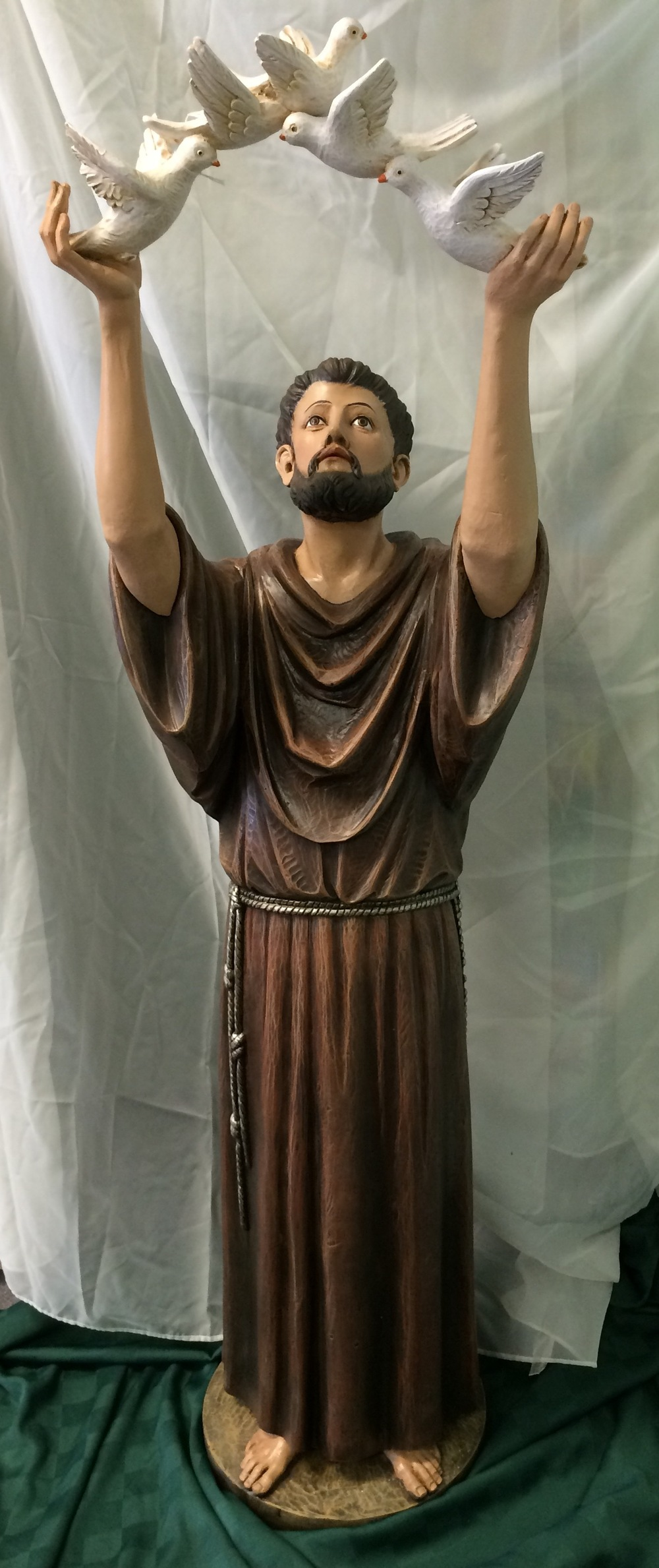 St. Francis *On Sale* $450.00