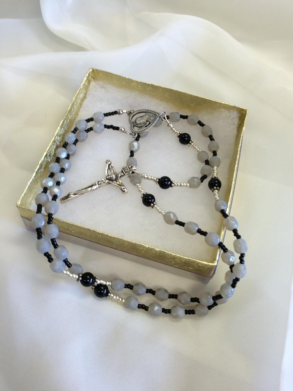 SS Rosary $40.00
