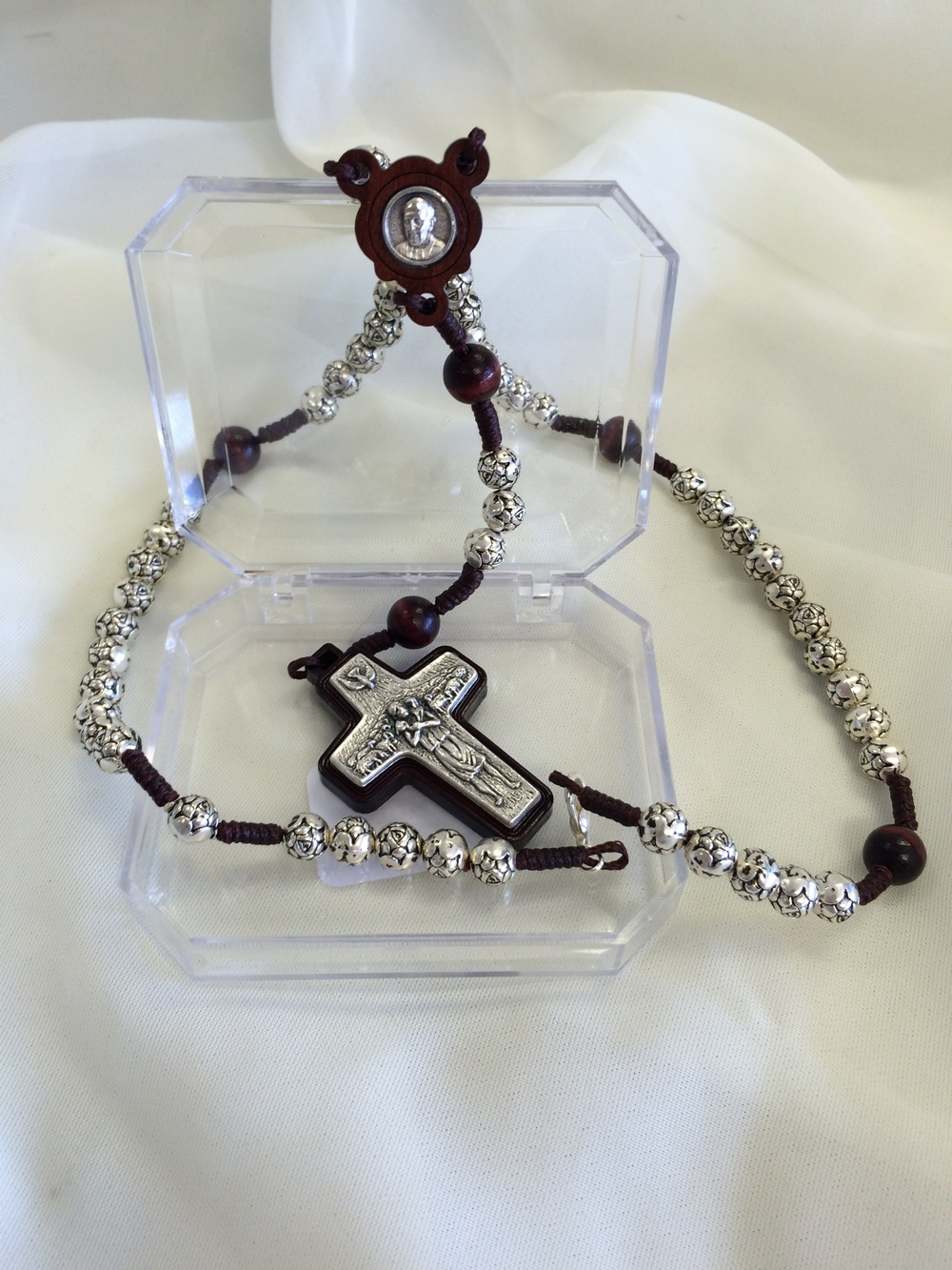 Pope Francis Rosary $22.99