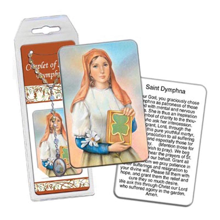 St Dymphna Chaplet