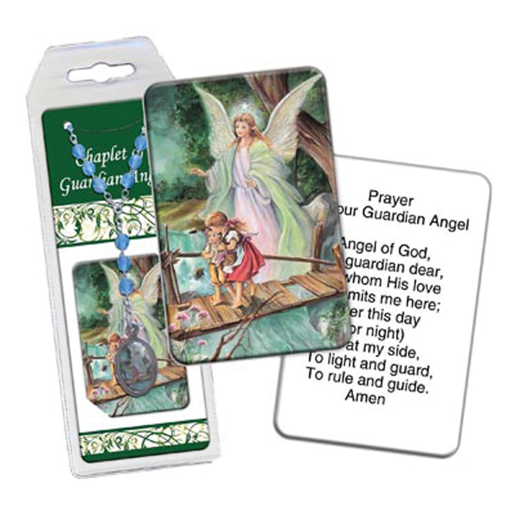 Guardian Angel Chaplet